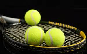 tennis ball background2